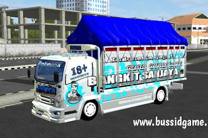 Mod Truck Isuzu NMR71 HSD Special Zovanka By Andryy