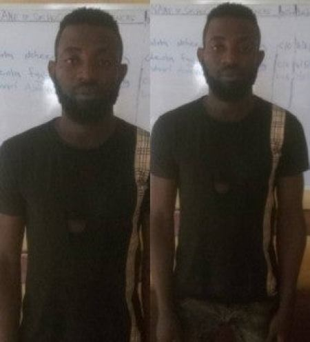 Man Named Buhari Confesses After R aping 21-year-old Woman (Photo)