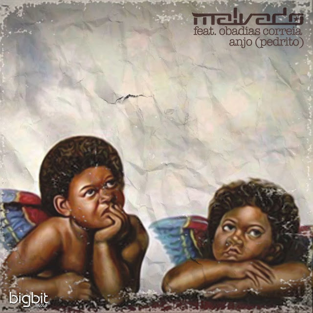 Dj Malvado Feat. Obadias Correia - Anjo (Pedrito) (Semba)