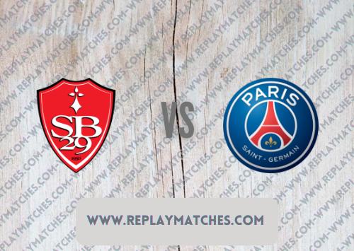 Brest vs PSG Full Match & Highlights 20 August 2021