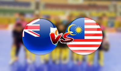 Live Streaming Australia vs Malaysia Kejohanan AFF Futsal 22.10.2019