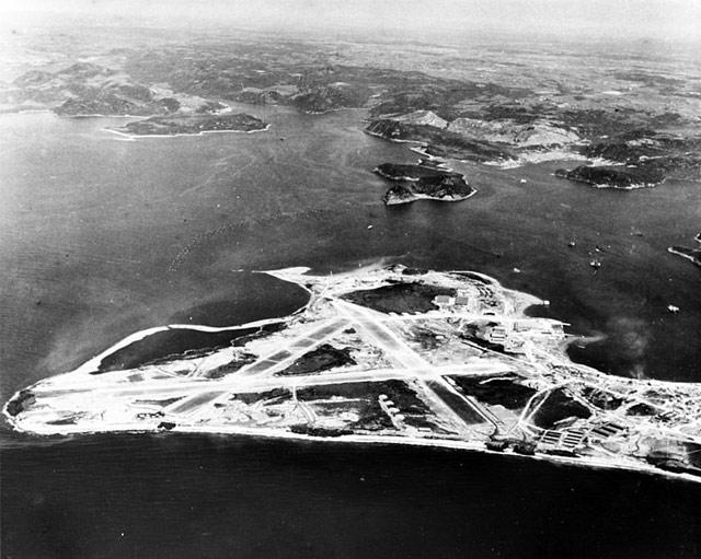 US Naval base at Argentia, Newfoundland, 24 April 1942 worldwartwo.filminspector.com