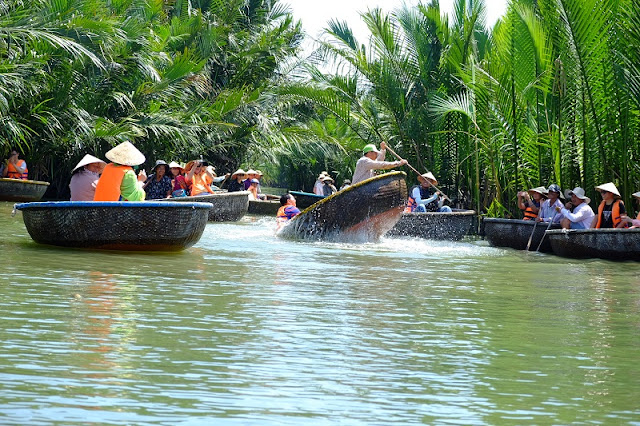 Explore the miniature West in the heart of Hoi An