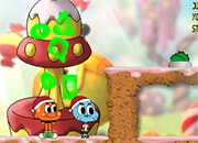 Gumball in Candyland 2 juego