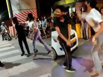 lucknow girl beating cab driver case