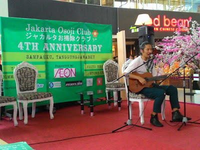Jakarta Osoji Club 4th Anniversary