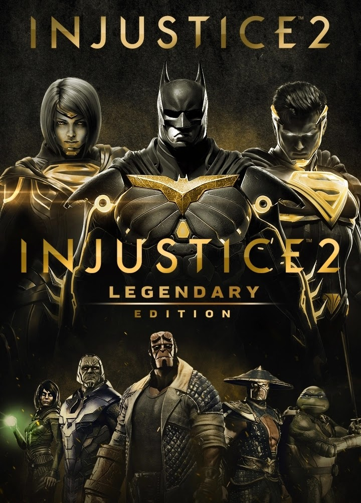 Injustice 2 Legendary Edition Torrent (PC)