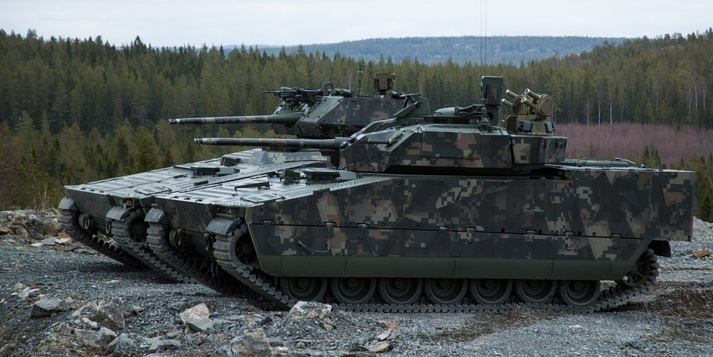BAE Systems submitted a bid to deliver a new fleet of 210 CV90 IFV to Czechia