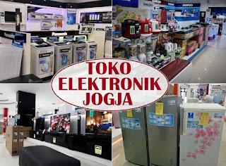 toko elektronik Jogja termurah dan terlengkap