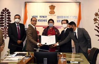 Textiles Committee Signed MoU with Nissenken Quality Evaluation Centre