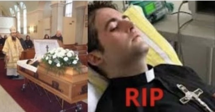 Young Italian priest dies of covid after serving mass on the isolation ward for infected patients