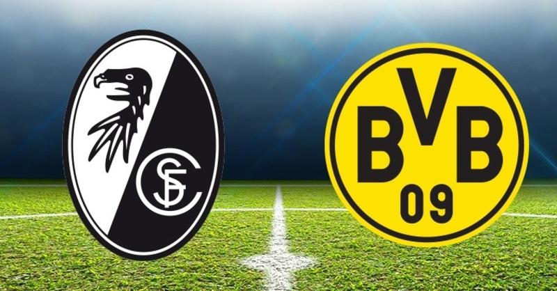 مشاهدة مباراة فرايبورج وبوروسيا دورتموند بث مباشر بتاريخ 05-10-2019 الدوري الالماني