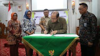 Kini Komplek Stadion Bima Telah Resmi Di Miliki Pemkot Cirebon
