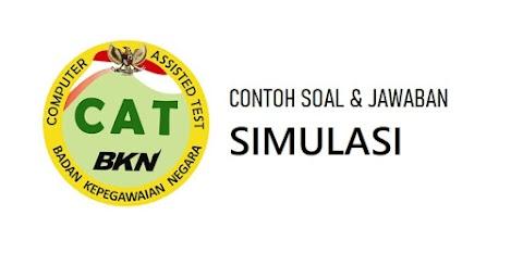 Soal Simulasi CAT dari Web BKN #1 Nomor 1-50