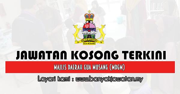 Jawatan Kosong 2019 di Majlis Daerah Gua Musang (MDGM)