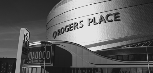 Rogers Place Edmonton Alberta