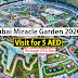 Dubai Miracle Garden Announced Discount for Tourists and Residents