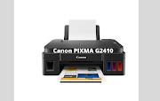 Canon PIXMA G2410 Driver Softwar Free Download