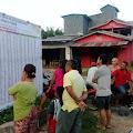 Baliho Berisi Daftar Penerima Bantuan, Transparansi Desa Keranji Paidang