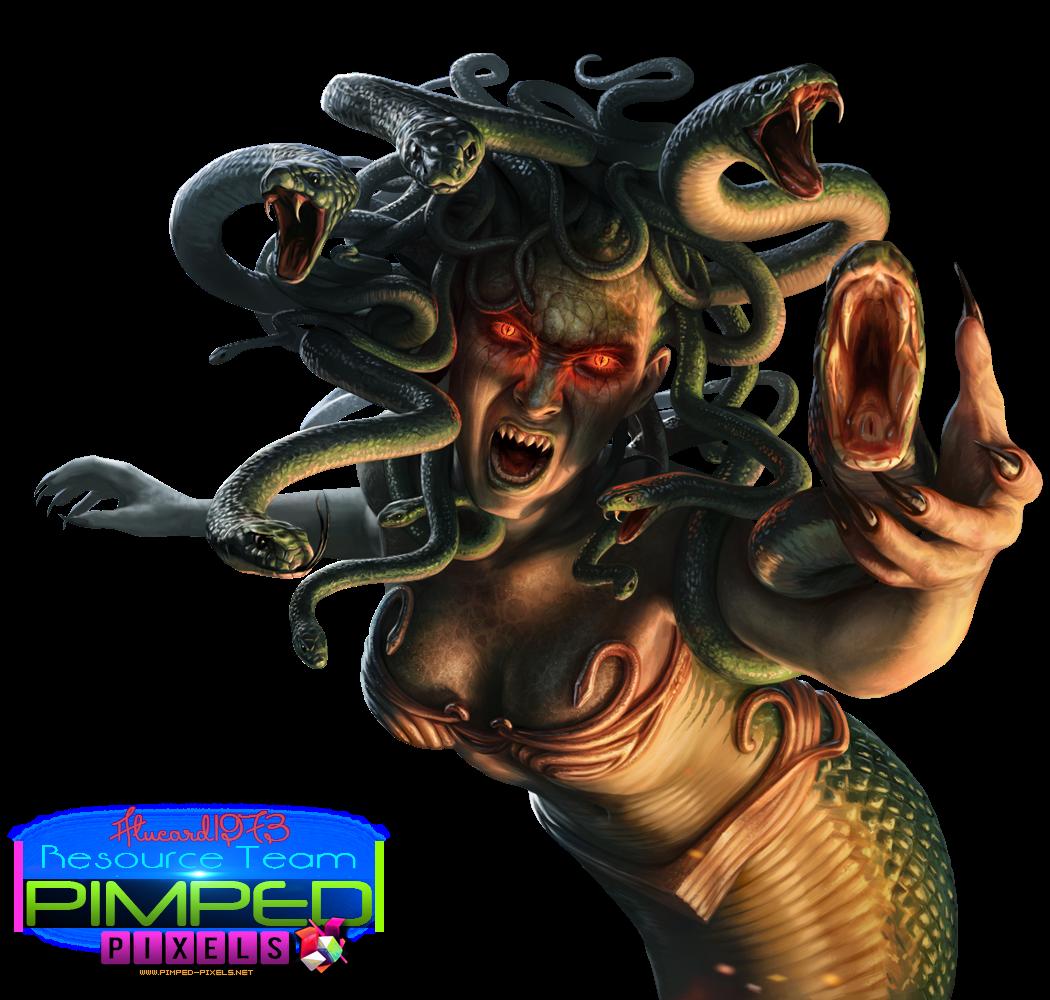 Monstrous - Medusa