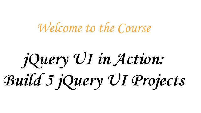 jQuery UI in Action: Build 11 jQuery UI Projects