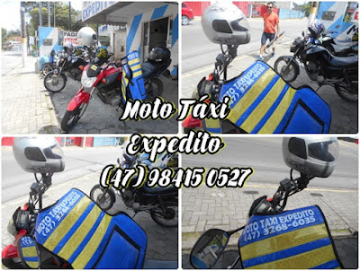 moto taxi em itapema