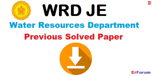 wrd-je-maharashtra-solved-paper-pdf