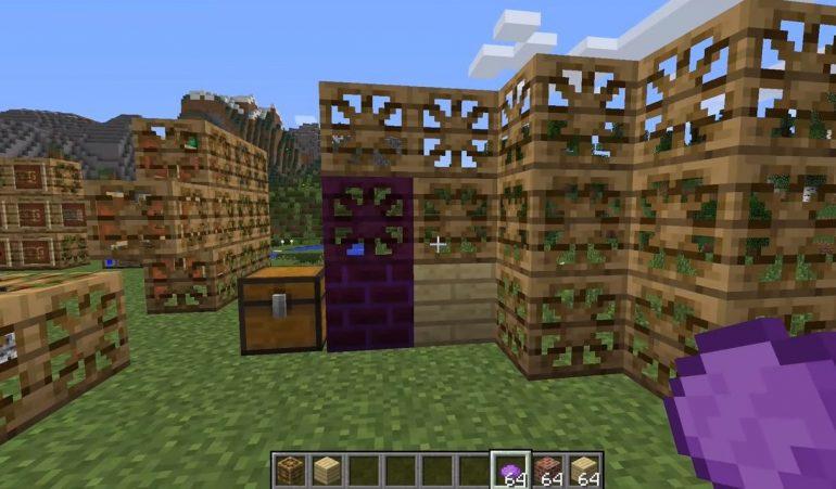 Carpenter's Blocks