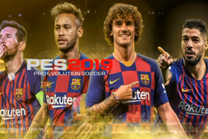 Patch Pes 2019 Mobile FC Barcelona Versi 3.3.1 By Bayualf