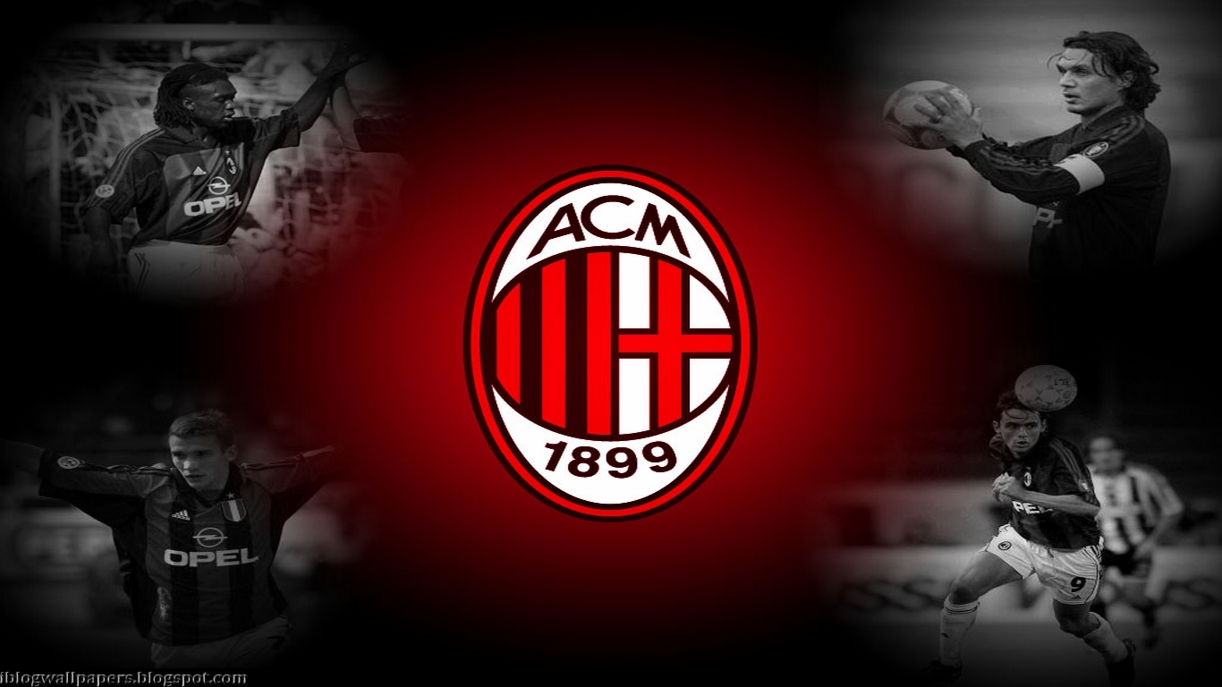 Football Clubs: AC Milan Wallpapers New Collection #2