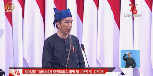 IRES: Pidato Kenegaraan Presiden Jokowi Hanya Omong Kosong
