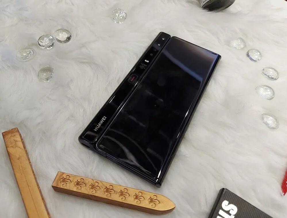 Huawei Mate Xs Quad Cameras