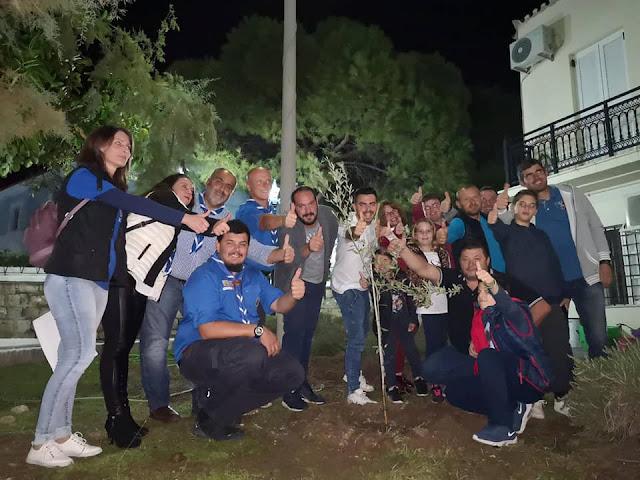 Let's do it Greece: Ριζώνει η ελιά του εθελοντισμού στο Κρανίδι (βίντεο)