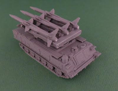Soviet 2K12 Kub picture 6