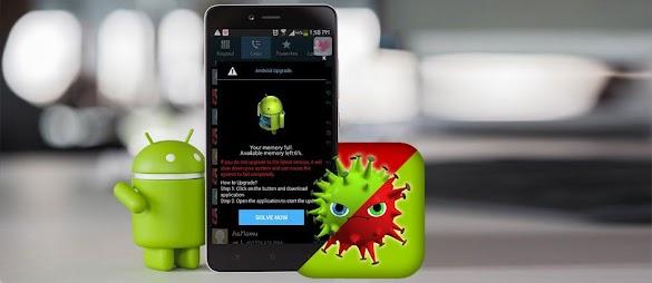 4 Cara Mudah Menghapus Virus Dan Malware di Hp Android