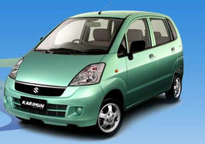 Harga Mobil Bekas Second Suzuki Karimun Estilo