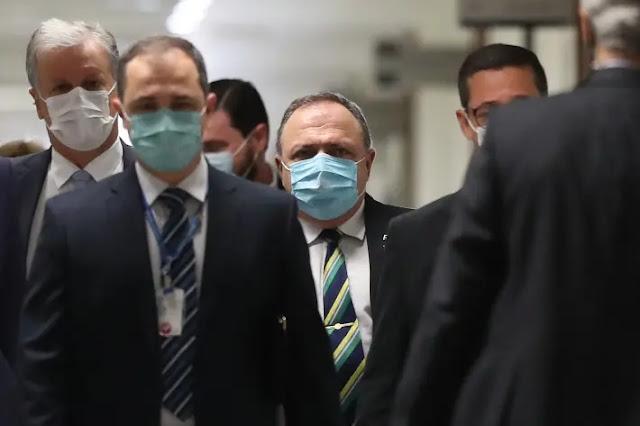 AO VIVO: CPI da Pandemia retoma depoimento do ex-ministro Eduardo Pazuello; acompanhe