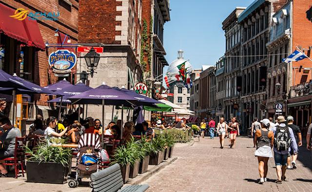 Những phố thời trang nổi bật nhất Canada