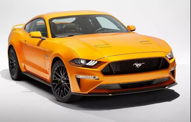 Presenting The 2018 Ford Mustang Pony In It Glorious Package