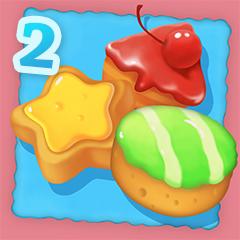 لعبة حل الالغاز كوكى كراش Cookie-Crush-2 تحفة هنا أن يأخذك إلى عالم الألغاز الصعبة والمعجنات اللذيذة. مرة أخرى، عليك أن تجمع ما لا يقل عن ثلاثة ملفات تعريف الارتباط لذيذ لإزالتها من المجلس