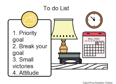 TO DO LIST | Motivational Blog
