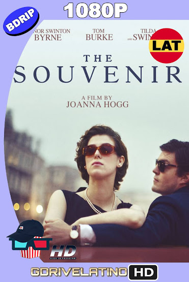 The Souvenir (2019) BDRip 1080p Latino-Ingles MKV