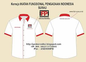 BAJU SERAGAM IFPI