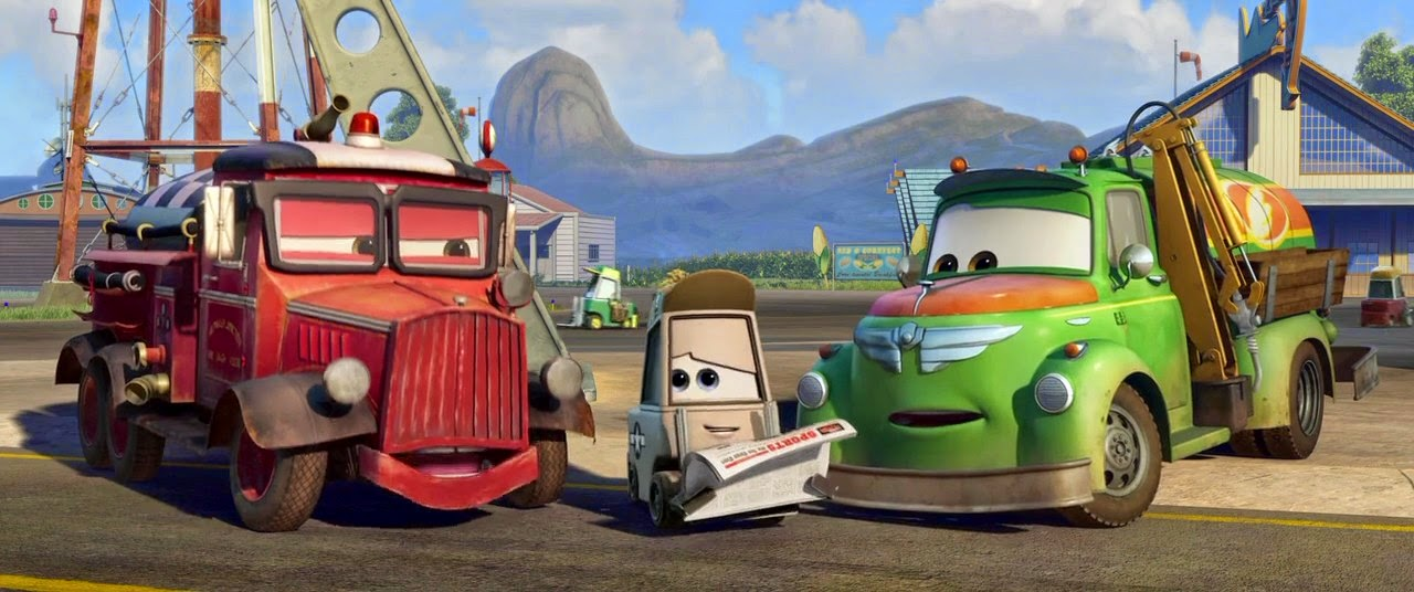 Planes Fire and Rescue (2014) S4 s Planes Fire and Rescue (2014)