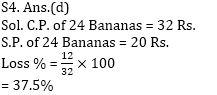 RRB NTPC Mathematics Quiz : 25th September_80.1