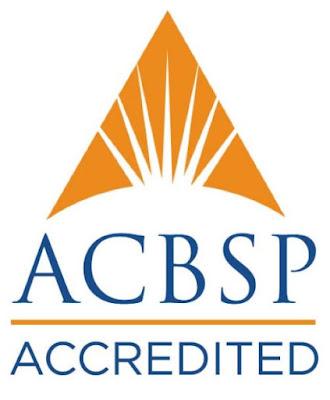 ACBSP Accredited logo