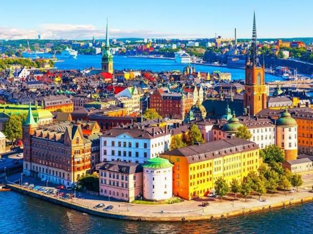Beautiful Spotlight on Sweden