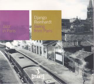 Django Reinhardt, Swing from Paris