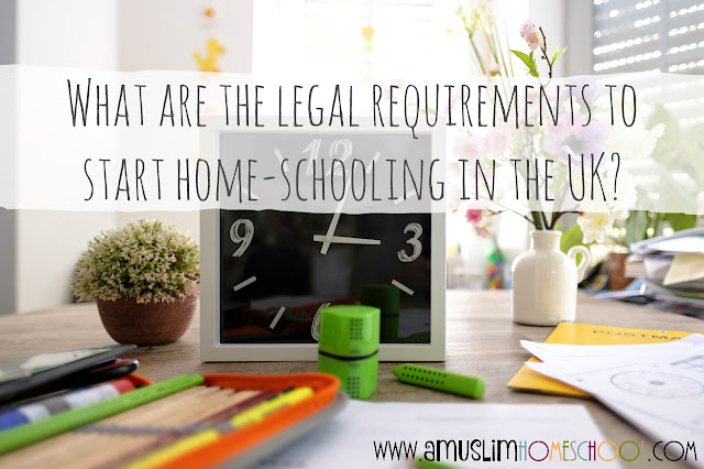 how to start home schooling in the UK