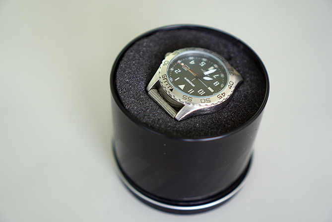 Eiger Clady Watches